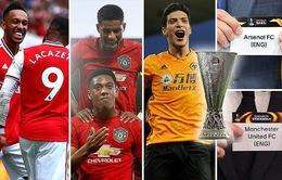 Lịch thi đấu UEFA Europa League hôm nay: AZ Alkmaar - Man Utd, Arsenal - Standard Liege
