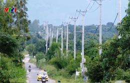 Hoàn thành mục tiêu điện và chợ nông thôn mới