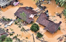 Thái Lan phê duyệt ngân sách 74,5 triệu USD cứu trợ thiên tai