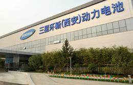 Samsung chấm dứt sản xuất smartphone tại Trung Quốc