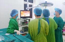 Thủng dạ dày nhập viện vì lạm dụng thuốc giảm đau