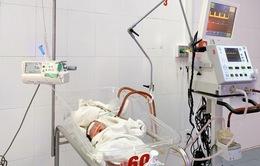 Cứu sống sản phụ viêm màng não nặng, suy thai cấp chuyển dạ sinh non