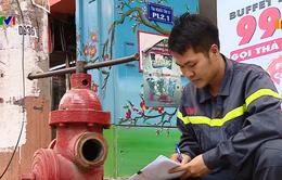 Trụ nước cứu hỏa: Có cũng như không