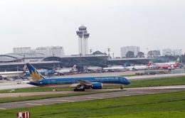Sân bay Tân Sơn Nhất ngừng phát loa thông báo chậm, hủy chuyến
