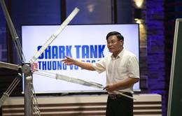 """Gọi 6 triệu USD, startup cao tuổi nhất Shark Tank mùa 3 khiến Shark Việt rót vốn để """"cùng điên"""""""