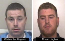 Truy tìm 2 anh em từ Bắc Ireland liên quan đến vụ 39 thi thể trong container