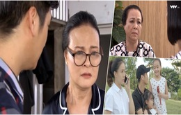 """Đoạn kết của """"Hoa hồng trên ngực trái"""": Bà Kim muốn San và Dũng tái hợp, Thái hối lỗi muốn quay về bên Khuê?"""
