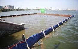 Công bố kết quả lấy mẫu nước sông Tô Lịch và Hồ Tây