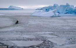 Trái đất đang phải đối mặt với một thời kỳ kỷ băng hà mới