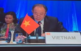 Việt Nam dự hội nghị Bộ trưởng Pháp ngữ lần thứ 36