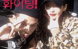 Đây là cô gái G-Dragon hẹn hò đầu tiên sau khi xuất ngũ
