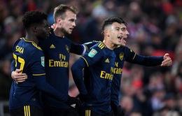 """Không phải Ozil, đây mới là cái tên khiến fan Arsenal """"bực bội"""" vì HLV Unai Emery"""