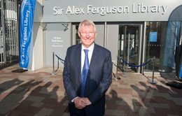 Sir Alex nhận vinh dự đặc biệt tại quê hương Scotland