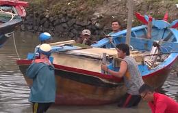Phú Yên khắc phục thiệt hại sau bão