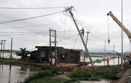 Phú Yên khắc phục thiệt hại do bão số 5