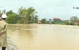 12 người bị thương, 1 người mất tích do mưa lũ tại Quảng Ngãi
