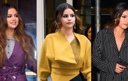 Trở lại làng nhạc, Selena Gomez thời trang hơn bao giờ hết