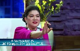 """Shark Tank Việt Nam - Tập 15: Shark Liên dằn mặt các Sharks """"đừng đùa với chị già"""""""
