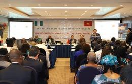 Tăng cường hợp tác Việt Nam - Nigeria