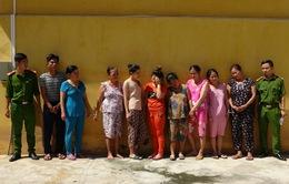 Tây Ninh: Tạm giữ hình sự 9 đối tượng đánh bạc