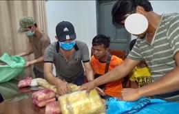 Chặt đứt đường dây vận chuyển ma túy vào Việt Nam với số lượng lớn