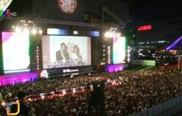 Khai mạc Liên hoan phim Busan, Hàn Quốc