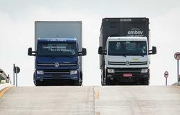 Sớm mở bán hai mẫu xe tải chạy điện của Volkswagen tại Brazil