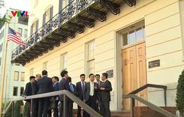 Đối thoại thương mại Việt Nam - Mỹ có tiến triển tích cực