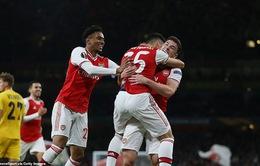 """Tân binh đắt giá của Arsenal gửi """"chiến thư"""" cho kẻ đóng thế"""