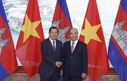 Việt Nam - Campuchia: Quan hệ anh em gắn kết, bền chặt không thể tách rời