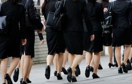 Lao động nữ tại Nhật Bản gặp vấn đề tâm lý nơi công sở