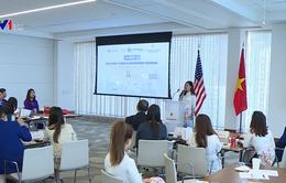 Kết nối doanh nghiệp Việt Nam - Hoa Kỳ trong tiến trình hội nhập