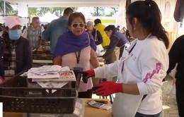 Chợ đổi rác tái chế lấy thực phẩm tại Mexico