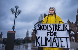 Greta Thunberg được đề cử giải Nobel Hòa bình