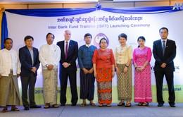 Lần đầu tiên, người dân Myanmar đã có thể chuyển tiền liên ngân hàng