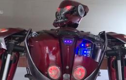 Robot Transformer mang thông điệp xanh của Việt Nam