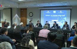 Tăng cường cơ hội kết nối với Diễn đàn Doanh nghiệp Việt Nam - Hoa Kỳ