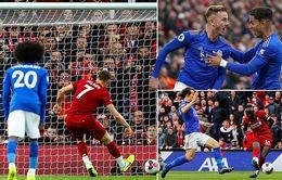 Liverpool 2-1 Leicester City: Vỡ òa ở phút bù giờ