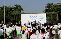 Ngày hội đi bộ vì bệnh nhân ung thư Việt Nam