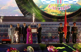 Lai Châu kỷ niệm 110 năm thành lập tỉnh
