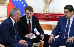 Nga tái khẳng định ủng hộ Venezuela