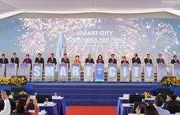 Động thổ xây dựng dự án thành phố thông minh tại Đông Anh, Hà Nội
