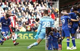 Southampton 1-4 Chelsea: Thăng hoa nhờ sức trẻ!