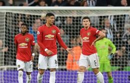 Newcastle United 1-0 Manchester United: Nối dài nỗi thất vọng sân khách!