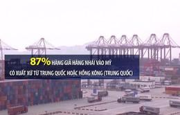 Doanh nghiệp nhỏ của Mỹ chật vật vì hàng giả, hàng nhái từ Trung Quốc
