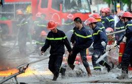Hình ảnh đẹp về người linh phòng cháy chữa cháy
