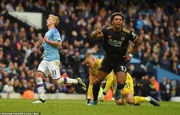 Manchester City 0-2 Wolverhampton: Người hùng Adama Traore
