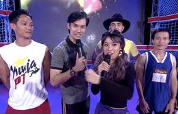 Sasuke Việt Nam 2019 - Tập 12: Nhan Phúc Vinh lần thứ 2 đồng hành cùng các chiến binh mùa 5