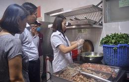 Hà Nội vẫn còn 5,5% mẫu thực phẩm chưa an toàn