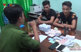 Quảng Ngãi triệt phá nhóm hoạt động tín dụng đen vùng nông thôn